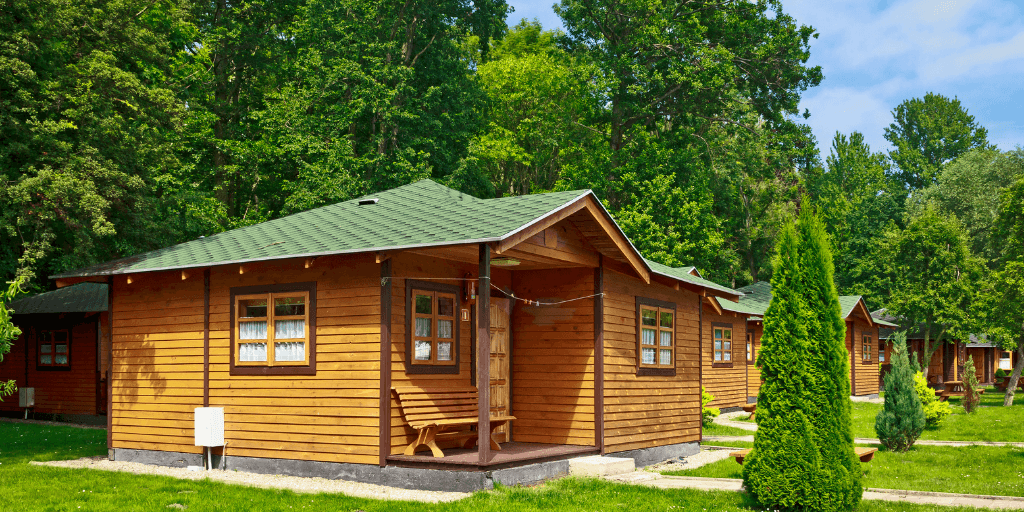 Diversification: Holiday Cabins